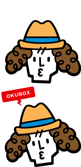 EVERY MON-THU:OKUBOX