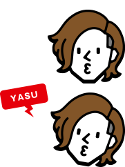 THUESDAY:YASU