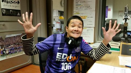 サンフレッチェ ラジオ・サポーターズクラブGOA〜L