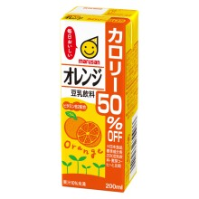マルサンアイ豆乳カロリーオフオレンジ.jpg