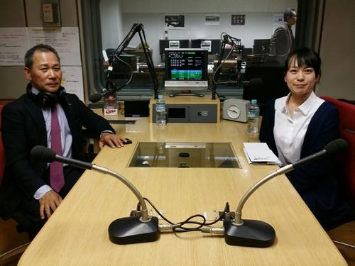 先週に引き続き、ゲストは牛田早稲田神社 宮司 池田紘美さん