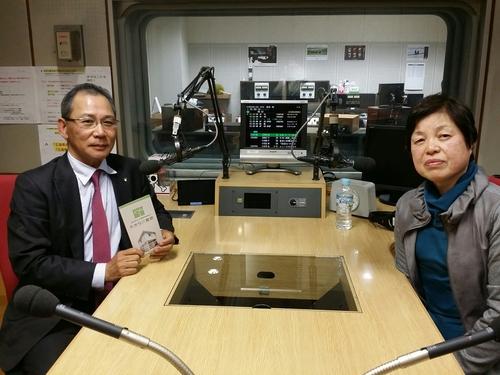 先週に引き続き、ゲストは一般社団法人 広島県助産師会立たから助産院 院長 吉田康子さん