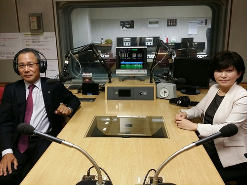 先週に引き続き、ゲストは株式会社パルウェーブ 代表取締役社長 原田美穂さん