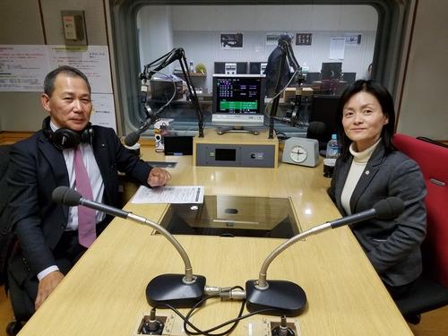 先週に引き続き、ゲストは株式会社サンフレッチェ広島 企画広報部 広報担当 尾崎香里さん