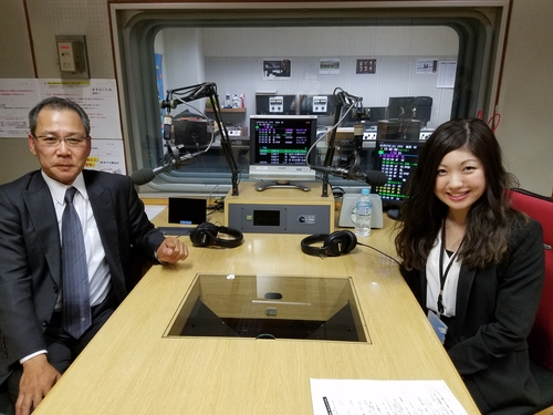 先週に引き続き、ゲストはマツダ株式会社 車両開発本部 装備開発部  芦原友惟奈さん