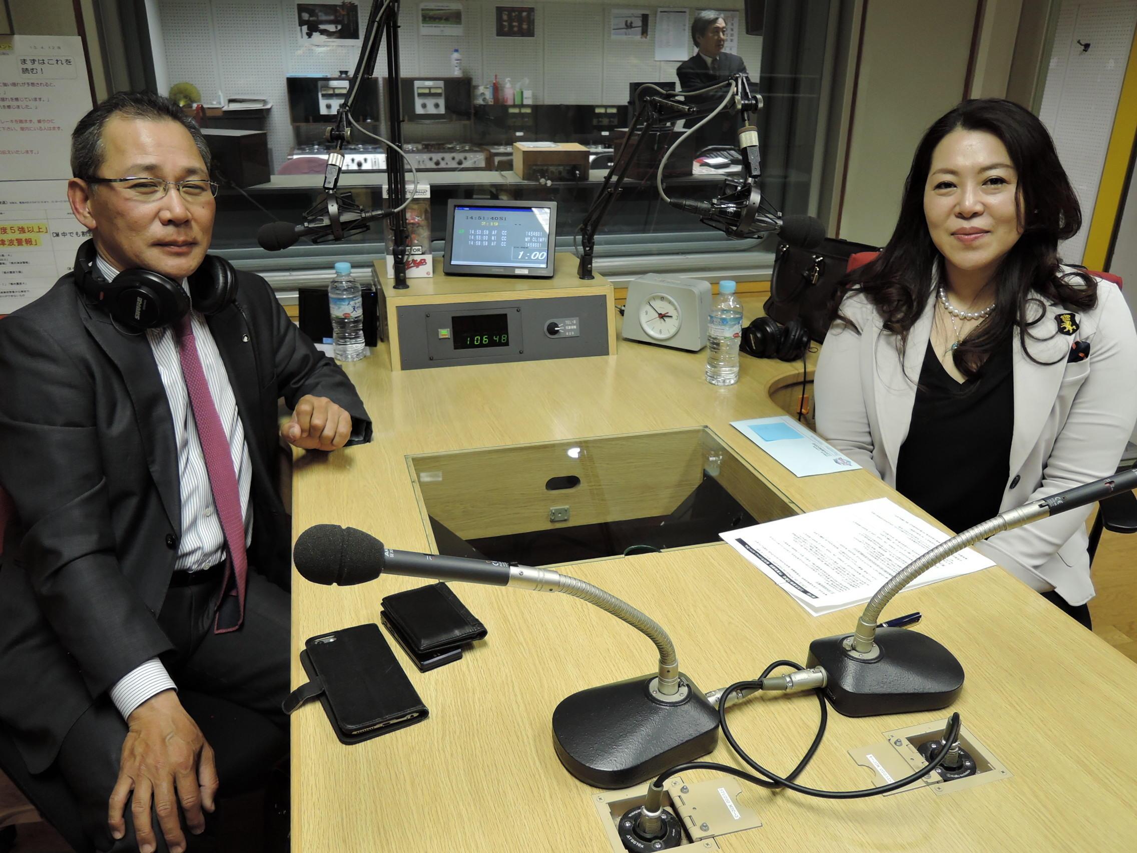 先週に引き続き、ゲストは三次水産株式会社 代表取締役 坂本円さん