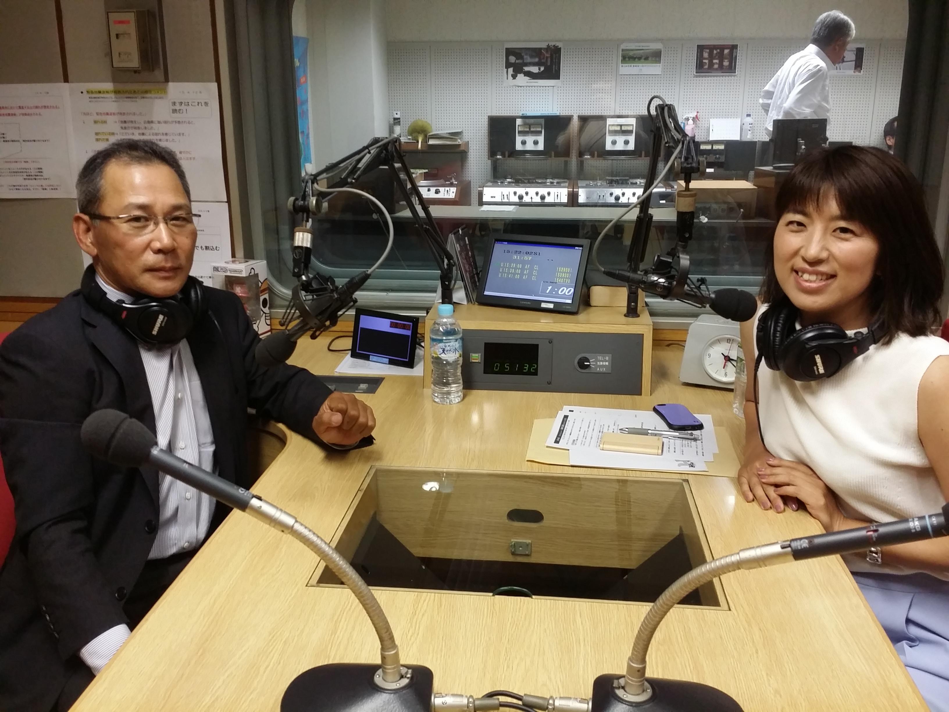 先週に引き続きゲストは、プロテニスプレイヤー 岡崎宏美さん