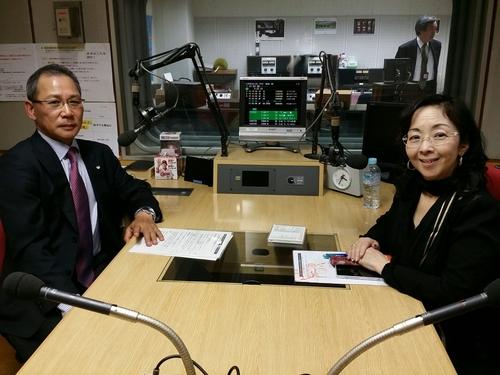 第26回ゲスト 広島管財株式会社 代表取締役社長 川妻利絵さん