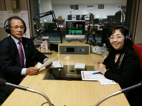 先週に引き続き、ゲストは 広島管財株式会社 代表取締役社長 川妻利絵さん