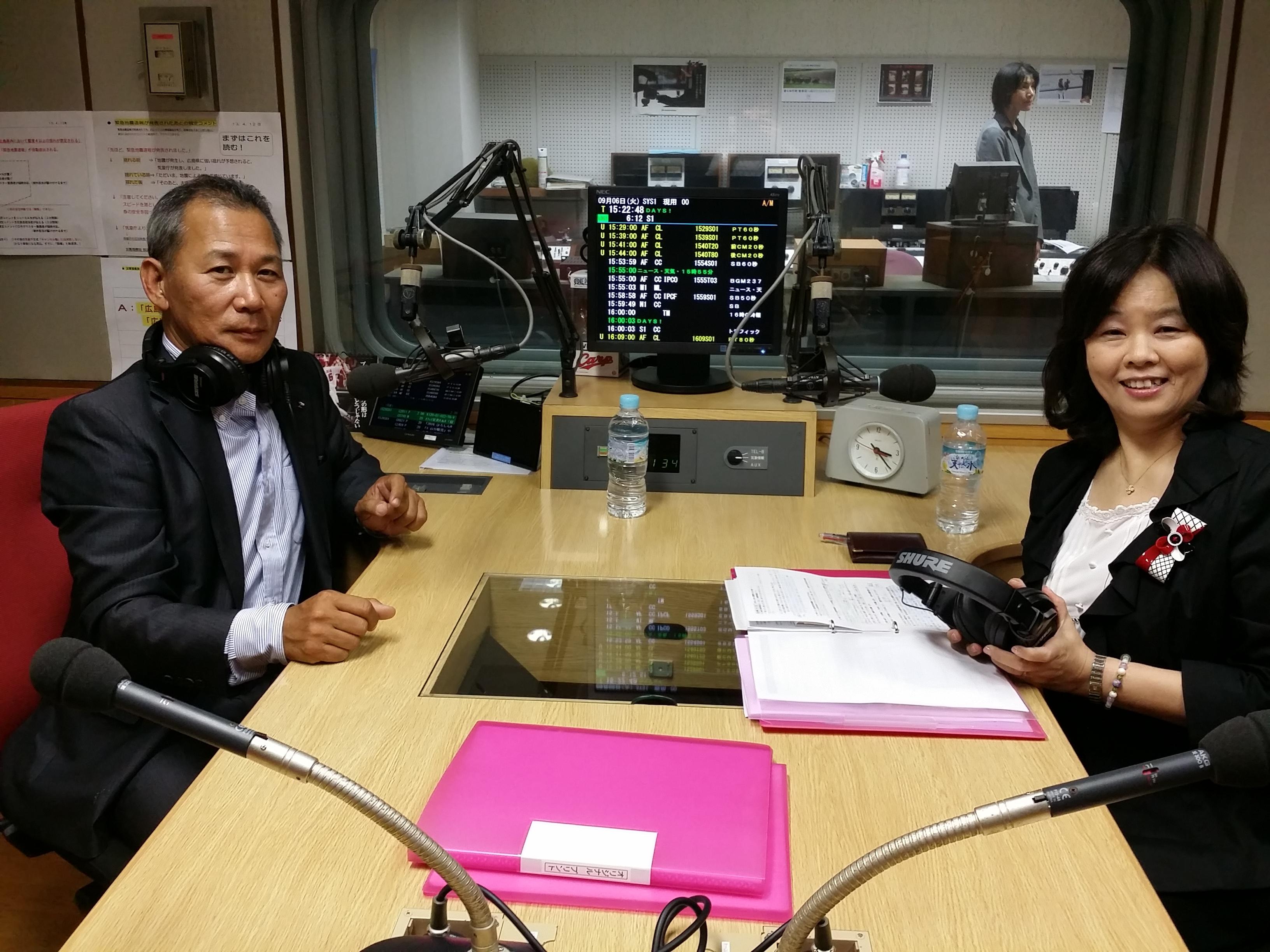 先週に引き続き、ゲストは MIE園長 三浦元美さん