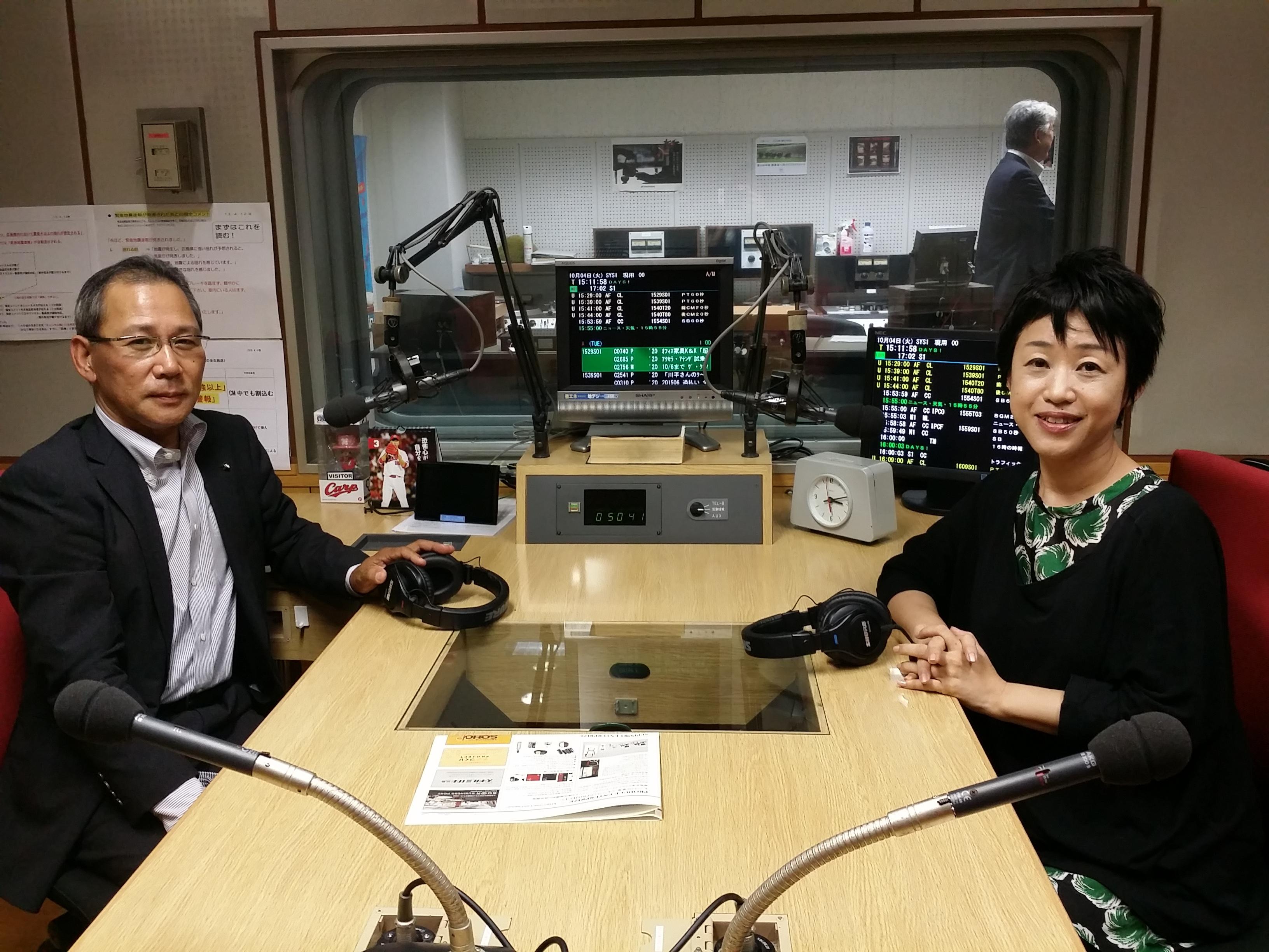 先週に引き続き、ゲストは 株式会社ソアラサービス 代表取締役社長 牛来千鶴 さん