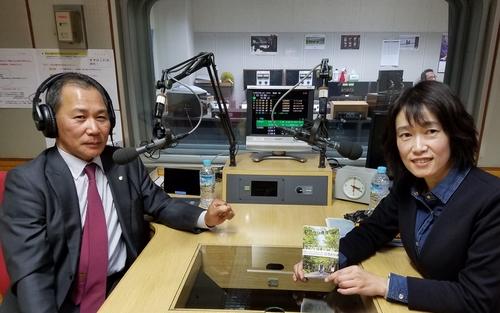 先週に引き続き、ゲストは広島修道大学副学長・ひろしま未来協創センター長・人文学部教授 山川肖美さん