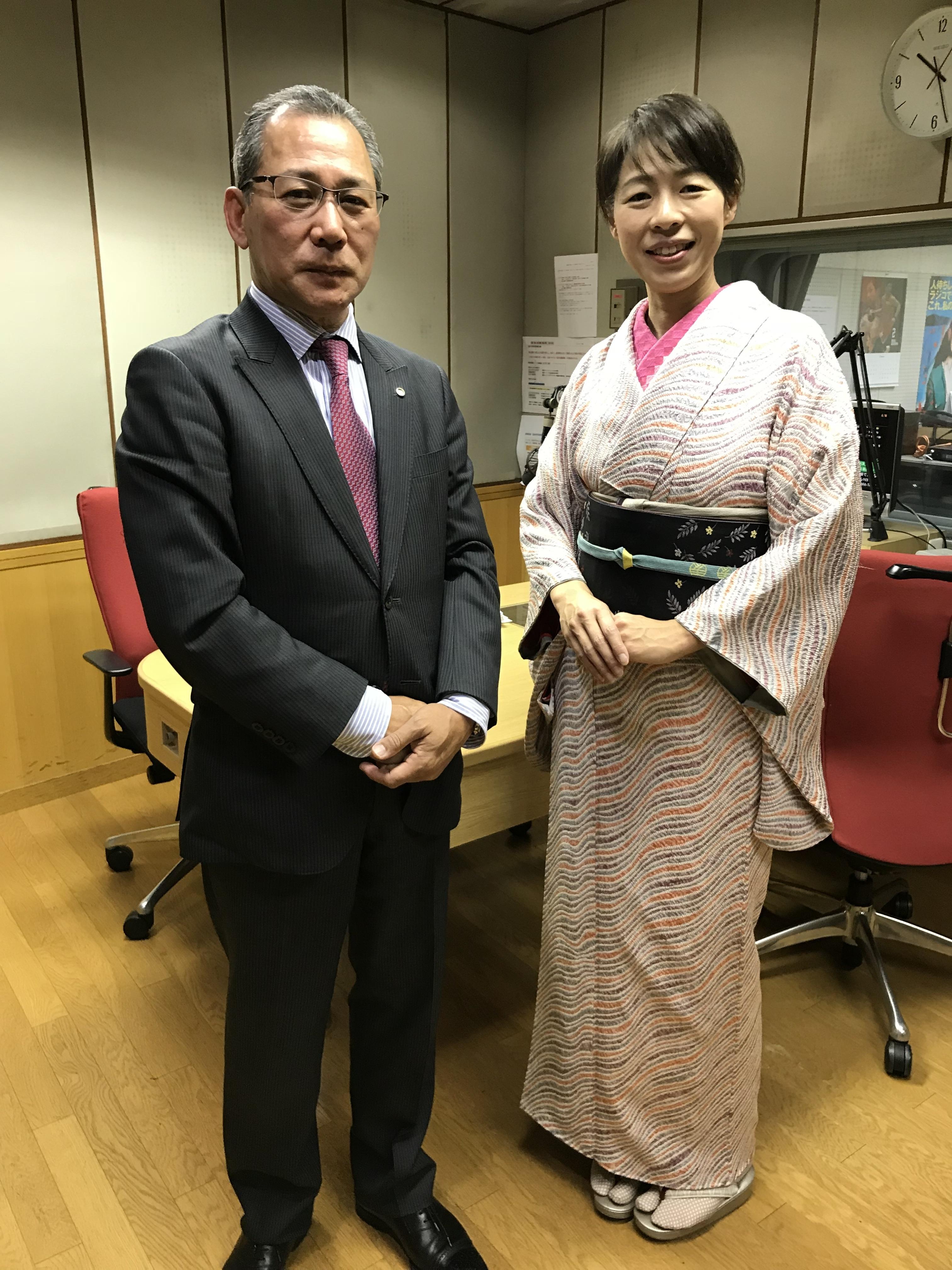 一般社団法人 ひろしまきもの遊び 代表 澤井 律子さん(後編)