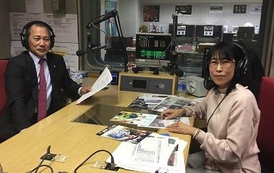 第59回ゲスト 広島フィルム・コミッション 職員 西崎 智子さん(前編)