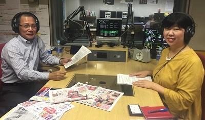 第49回ゲスト リビングひろしま副編集長 高山由美子さん(前編)