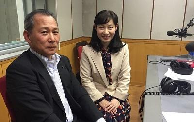 第63回ゲスト 株式会社okeikoJapan社長 橋口 栄さん(前編)