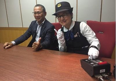 広島電鉄株式会社 電車運転士 大田原 奈津子さん(後編)