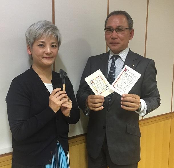 リンパドレナージュ・セラピスト 小笠原 実穂さん(後編)