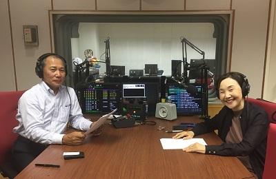 第98回ゲスト NPO法人 ANT-Hiroshima 理事長 渡部 朋子さん(前編)