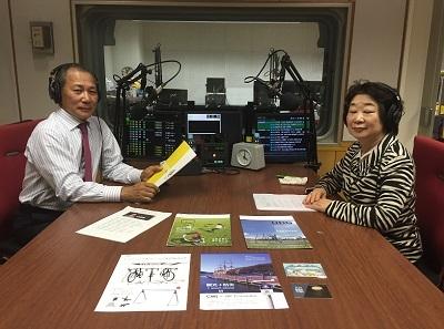 第103回ゲスト 株式会社サンポール 代表取締役社長 山根 以久子さん(前編)