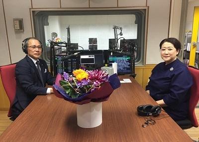 第112回ゲスト 株式会社 花菊   取締役 藤村 紫さん(前編)
