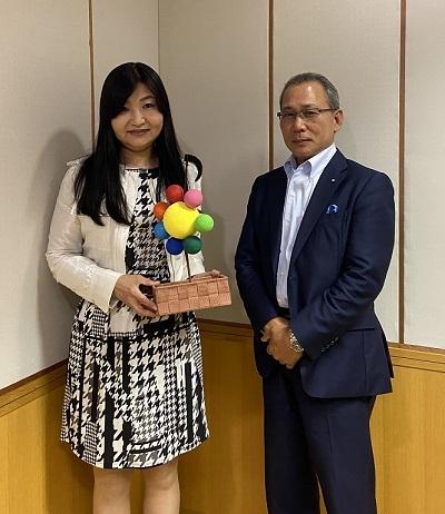 第114回ゲスト 株式会社 奏音 代表取締役 森川 敦子さん(後編)