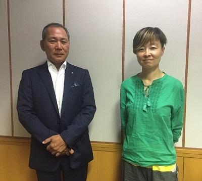 第117回ゲスト Cafe あかいはりねずみ オーナー 水島 早苗さん(後編)