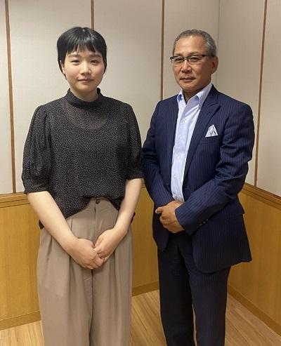 第119回ゲスト 花火師 鎌田 薫さん(後編)
