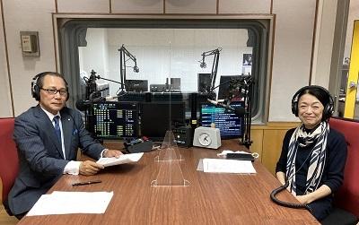 第136回ゲスト 今田酒造 代表取締役・杜氏  今田美穂さん(前編)