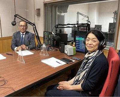 第136回ゲスト 今田酒造 代表取締役・杜氏  今田美穂さん(後編)