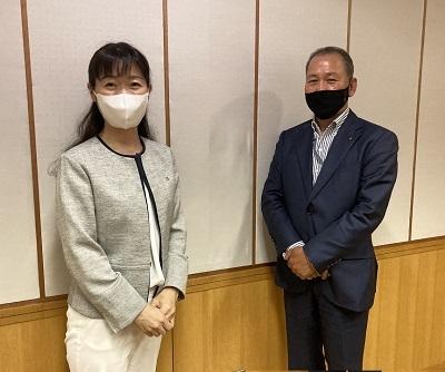 第139回ゲスト マツダ株式会社 人事本部長 竹内都美子さん(後編)