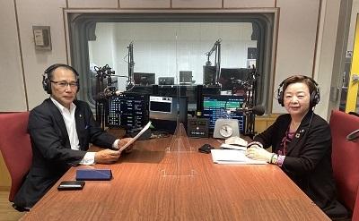第140回ゲスト 株式会社メンテックワールド 代表取締役 社長 小松節子さん(前編)