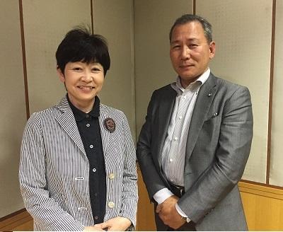 第38回ゲスト 株式会社ハーストーリィプラス  代表取締役 佐藤 緑さん