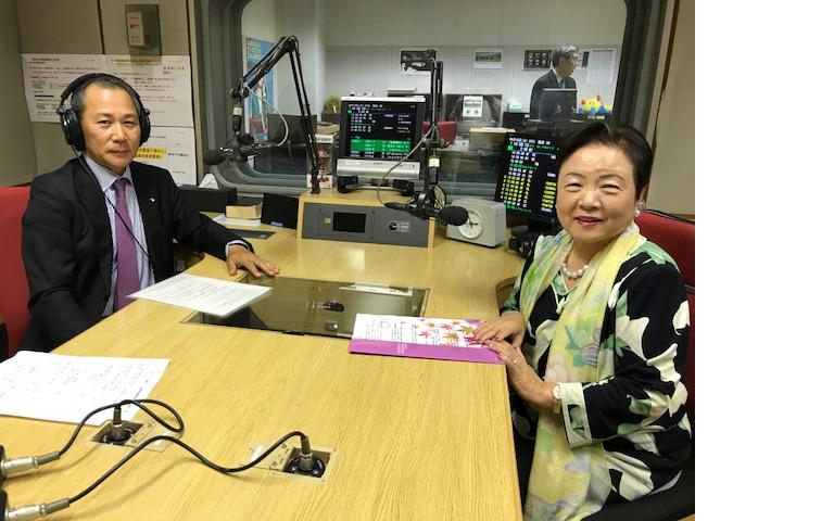 第36回ゲスト 広島県看護連盟 会長 板谷美智子さん