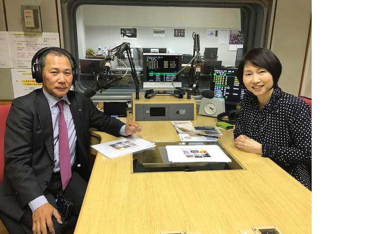 第35回ゲスト 株式会社リシュラ 代表取締役社長 浜口緑さん
